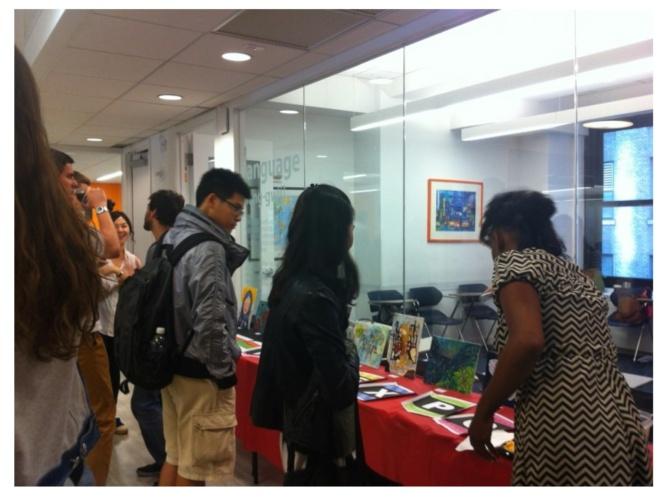 Exhibition_language school